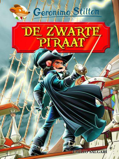 GS wereldverhalen de zwarte piraat