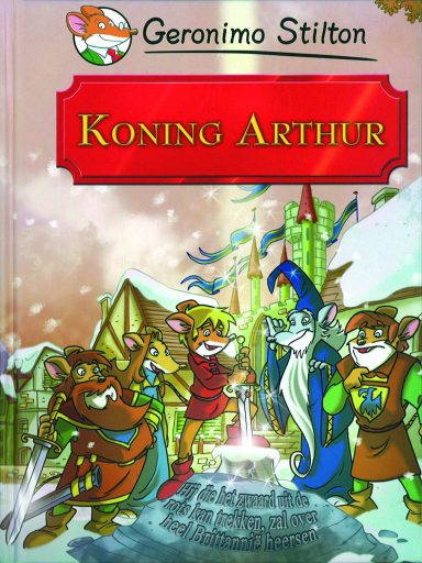 GS wereldverhalen koning Arthur
