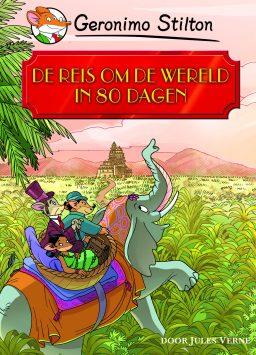 cover van GS wereldverhalen reis om de wereld