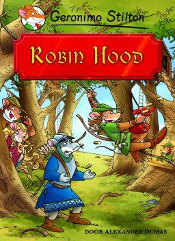 cover van GS wereldverhalen robin hood
