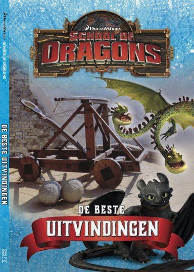 cover van hoe tem je een draak de beste uitvindingen