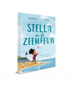 cover van stella en de zeemeeuw
