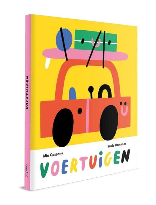 cover van het boek voertuigen