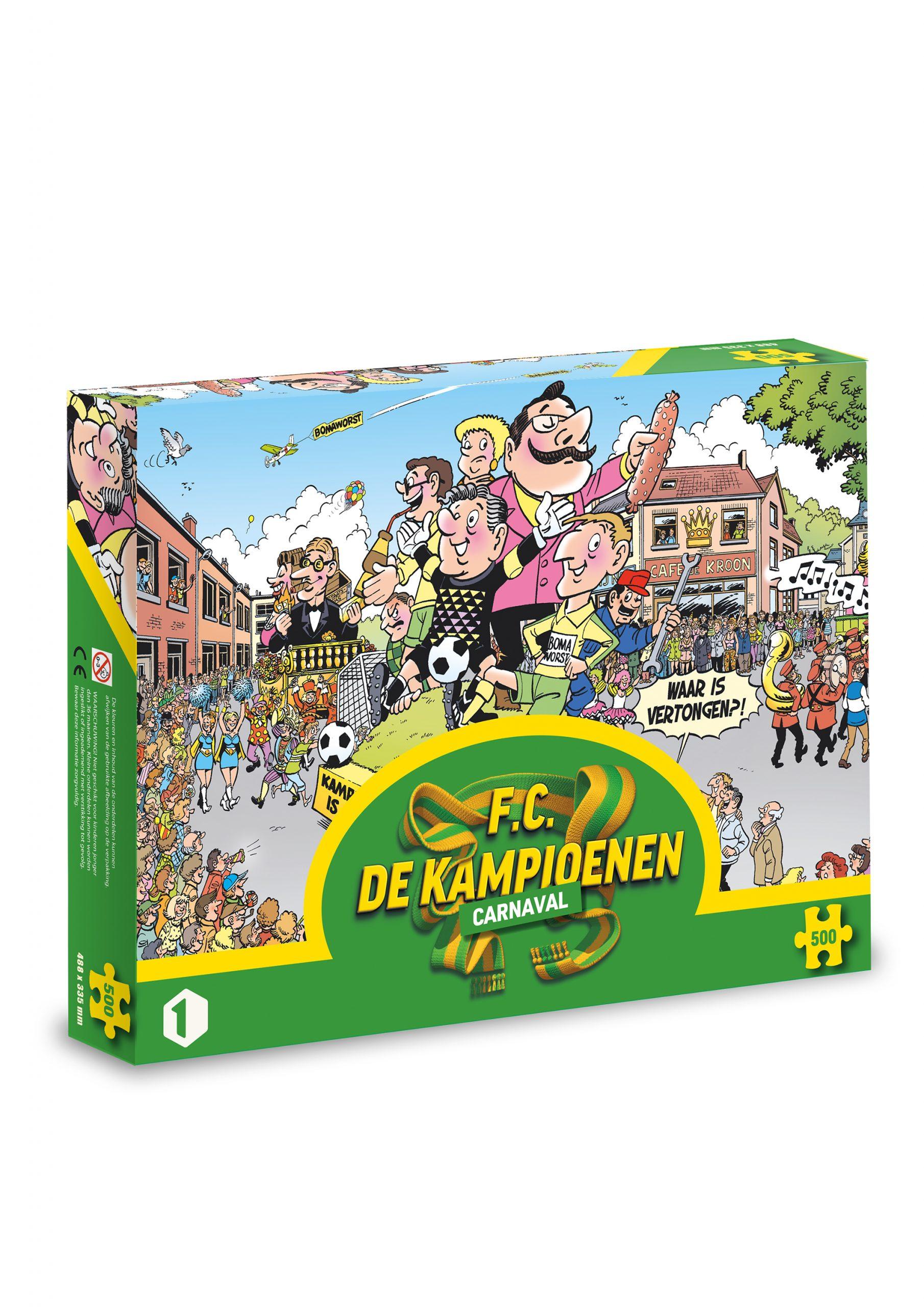 puzzel fck carnaval