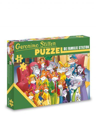 puzzel de familie stilton