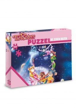 puzzel de zeven rozen