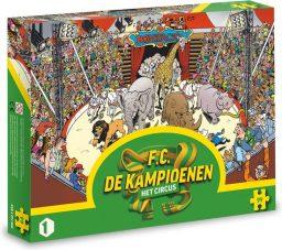 puzzel fck het circus