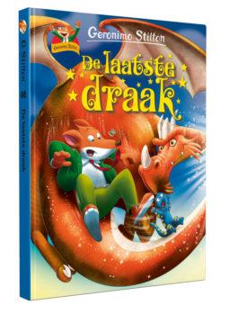 geronimo stilton 88 de laatste draak cover