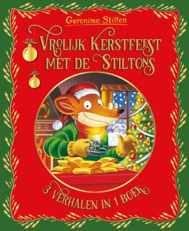 cover vrolijk kerstfeest met de Stiltons
