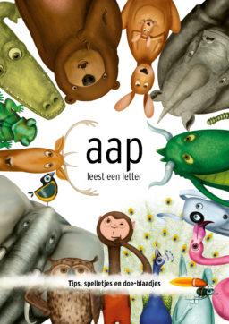 Cover lessuggesties aap leest een letter