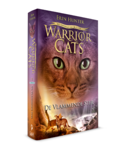 vlammende ster cover warrior cats