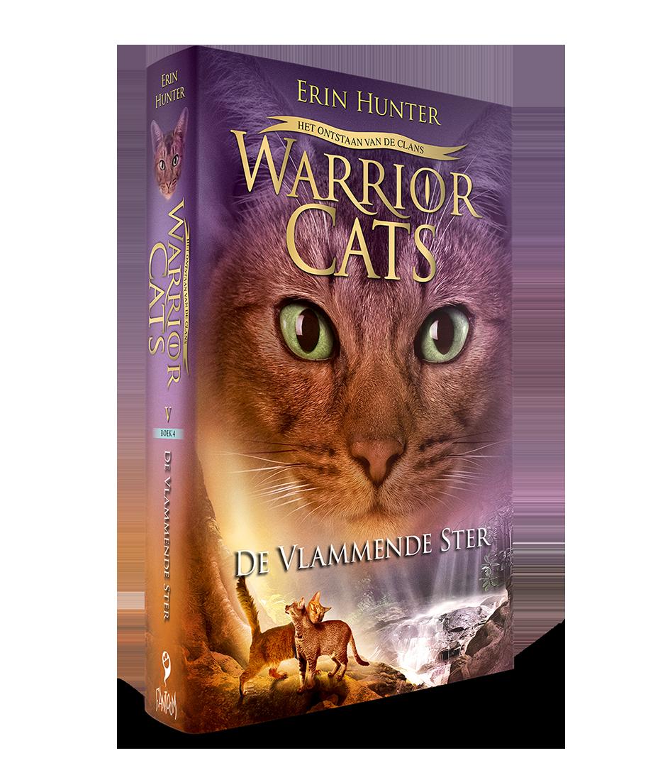 vlammende ster cover warrior cats