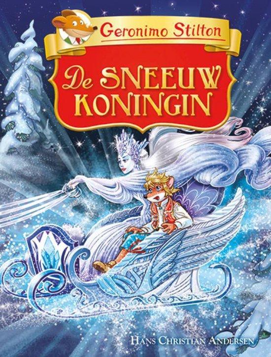 cover geronimo stilton wereldklassiekers de sneeuwkoningin