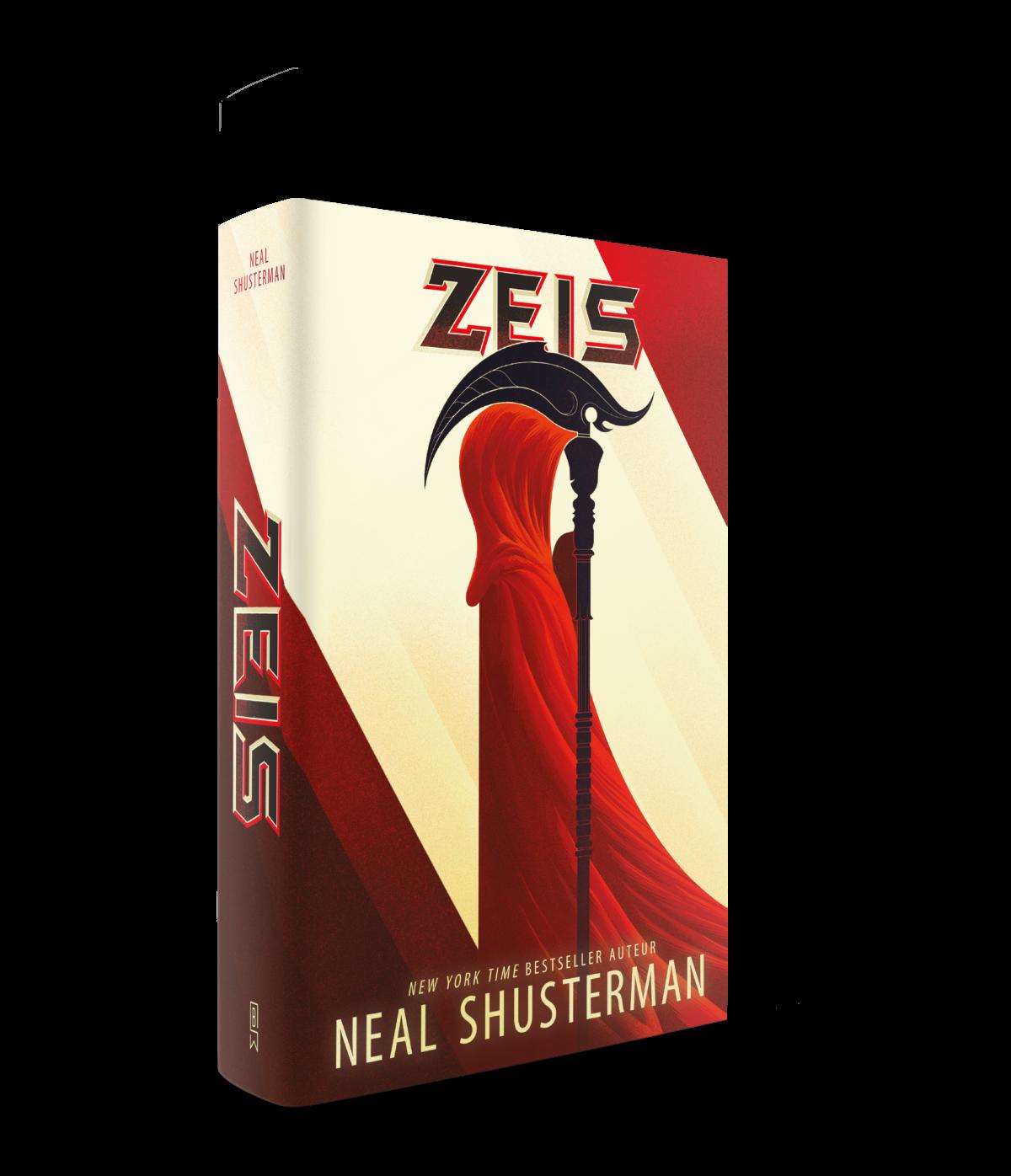Cover van Zeis